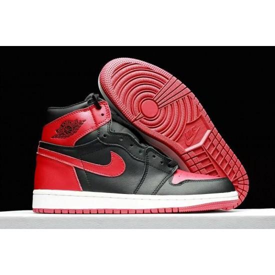 Cheap Air Jordan 1 Mid Banned Black 554724 074