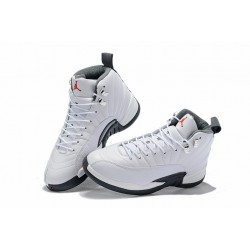 Fashion Air Jordan 12 Dark Grey Men 130690 160