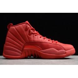 Latest Air Jordan 12 Retro Gym Red For Sale Men 130690 601