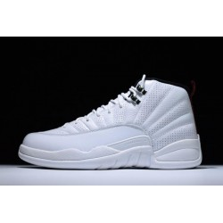 Cheap Air Jordan 12 Retro Rising Sun White Varsity Black Men 130690 163
