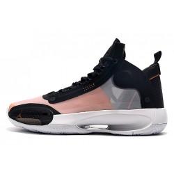 Best Air Jordan 34 Black Orange Pink White 3475 001