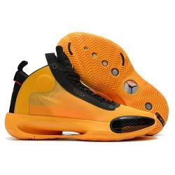 Buy Air Jordan 34 Melo Pack Yellow Black For Sale Men 75210 666