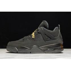 2021 Air Jordan 4 IV Retro Black Cat Light Graphite AJ4 Basketball Shoes Mens CU1110 010