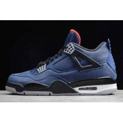 Cheap Air Jordan 4 WNTR Loyal Blue Mens CQ9597 401
