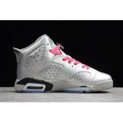 New Air Jordan 6 Retro GG Valentines Day Men 543390 009