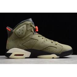 Buy Air Jordan 6 Retro Cactus Jack Travis Scott Women CN1084 200