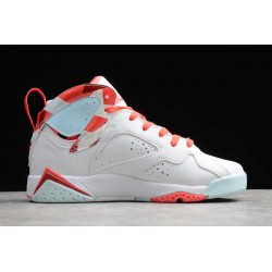 Hot Air Jordan 7 Topaz Mist For Girls Releases 442960 104