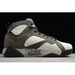 Buy Air Jordan 7 Mid Patta icicle Men AT3375 100