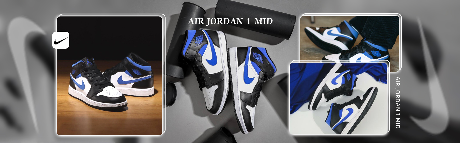 Buy Air Jordan 1 High OG Royal Toe Mens 555088 041